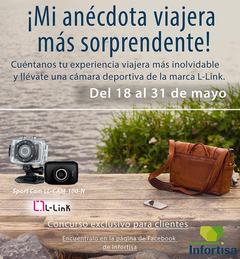concurso_cámara_deportiva_infortisa_l-link