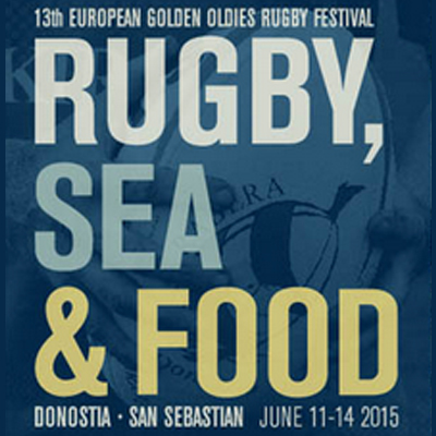 Infortisa participa en el European Golden Oldes Rugby Festival
